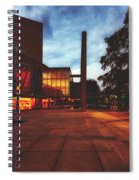 The Myerson Symphony Center - Dallas, Texas Spiral Notebook