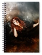 The Mystic Spiral Notebook