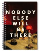 The National Print Spiral Notebook