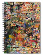 The Nations' Claim Spiral Notebook