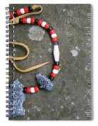 The Necklace Spiral Notebook