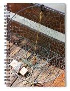 The Net Spiral Notebook