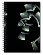 The New Centurians Spiral Notebook
