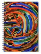 The New Earth Spiral Notebook