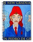 The New Graduate Spiral Notebook