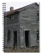The New Homestead Spiral Notebook