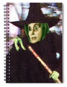 The New Wicked Witch Of The West Spiral Notebook