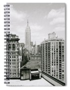 The New York Skyline Spiral Notebook
