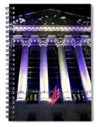 The New York Stock Exchange Spiral Notebook