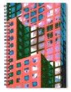 The Next Morning Spiral Notebook