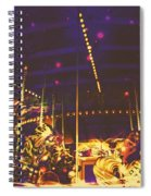 The Nightmare Carousel 7 Spiral Notebook