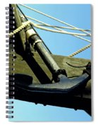 The Ninas Anchor Spiral Notebook