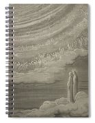 The Ninth Heaven Spiral Notebook