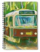 The No. 13 To Cernokostelecka Spiral Notebook