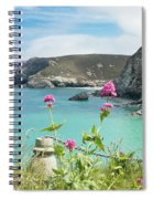 The North Cornwall Coast Spiral Notebook