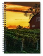 The North Country Spiral Notebook