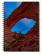 The North Window Spiral Notebook