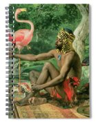 The Nubian Spiral Notebook