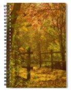 The Oakwood Bridge Spiral Notebook