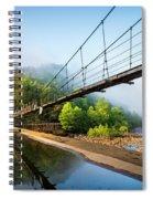 The Ocoee River Dam Spiral Notebook