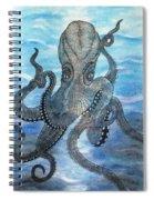 The Octopus 3 Spiral Notebook