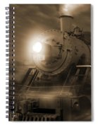 The Old 210 Spiral Notebook
