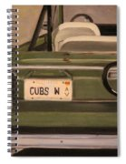 The Old Bronco Spiral Notebook