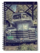 The Old Chevy Vermont Spiral Notebook