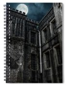 The Old City Jail Spiral Notebook