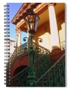 The Old City Market In Charleston Sc Spiral Notebook