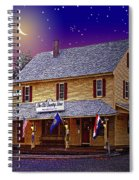The Old Country Store Spiral Notebook