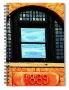 The Old Depot 1889 Spiral Notebook