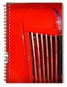The Old Ford Truck Spiral Notebook