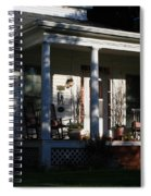 The Old Front Porch Spiral Notebook