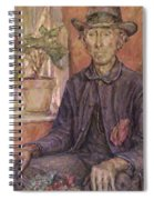 The Old Gardener 1921 Spiral Notebook
