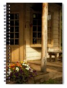 The Old General Store Spiral Notebook