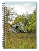 The Old Homestead And Orchard Spiral Notebook