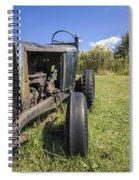 The Old Jalopy Spiral Notebook