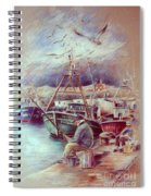 The Old Man And The Sea 02 Spiral Notebook