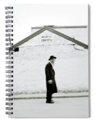 The Old Man Of Mea Shearim Spiral Notebook