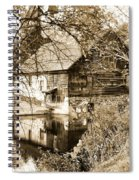 The Old Mill Spiral Notebook