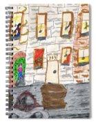 The Old Neighborhood Spiral Notebook