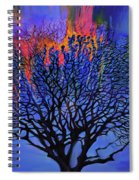 The Old Oak Tree Spiral Notebook