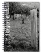 The Old Orchard Spiral Notebook