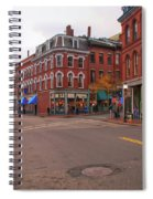 The Old Port 14477 Spiral Notebook