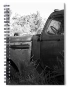 The Old Ride Spiral Notebook
