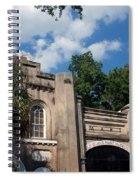 The Old Slave Market Museum In Charleston Spiral Notebook