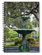 The Old South Series IIi Spiral Notebook