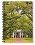 The Old South Version 3 Spiral Notebook