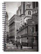 The Old State House Spiral Notebook